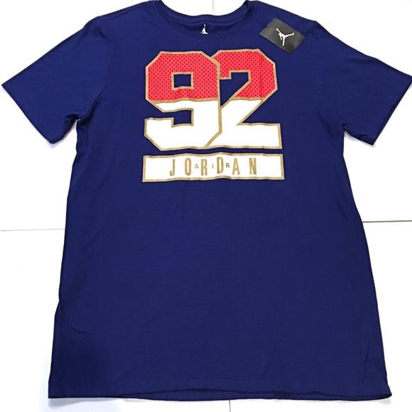 f3667598884 Jordan Shirts | Air 7 Vii Retro 92 Olympic Mens Tshirt | Poshmark